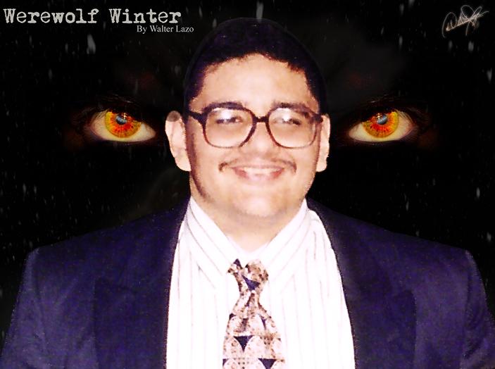 Author Walter Lazo